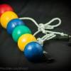 Пои тренировочные на веревке PRO