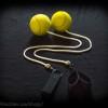 Пои тренировочные на веревке Lite
