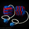 Плетеные пои Мунблейзы